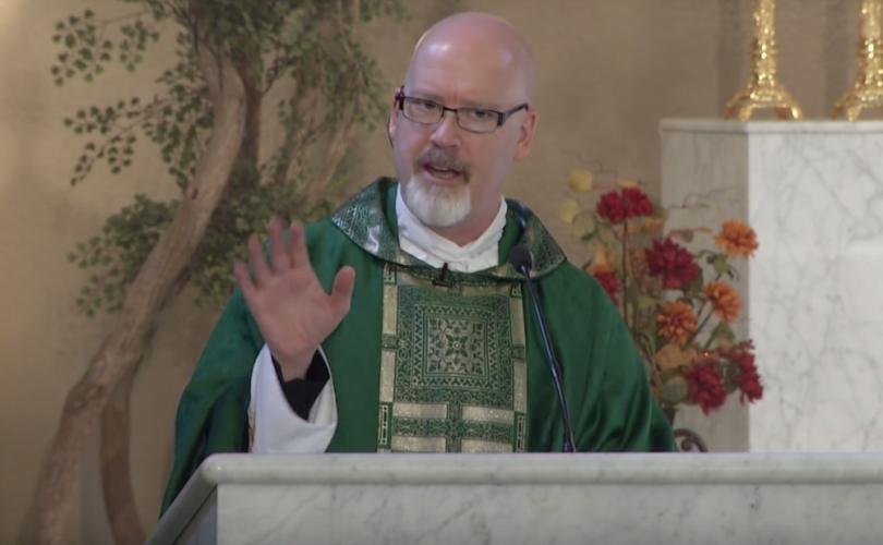 Phoenix's Fr. Lankeit Gives Bold and Emotional Response to Catholic Abuse Scandal